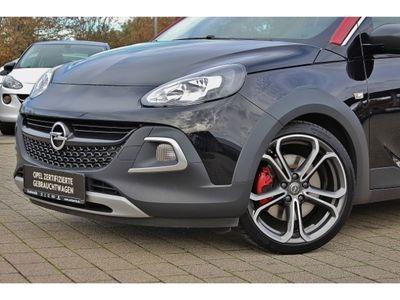 gebraucht Opel Adam Rocks S 1.4 Turbo LED-hinten LED-Tagfahrlicht RDC Klimaautom Temp PDC USB MP3 Regensensor