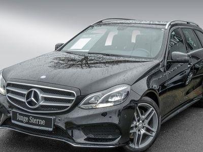 gebraucht Mercedes E220 BlueTEC T-Modell AMG+Elegance+LED+Standhz