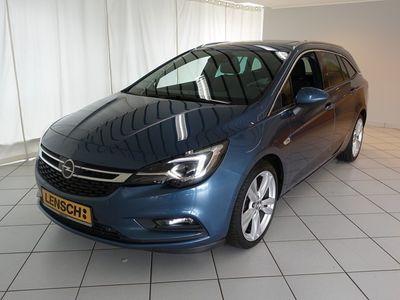 gebraucht Opel Astra 1.6 ST Innovation AT+LEDER+MATRIX+SD+NAV | Hamburg