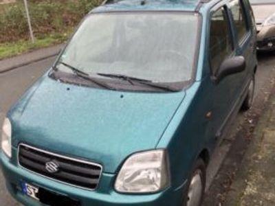 brugt Suzuki Wagon R 2 Jahre TÜV Klima ZV top Zustand