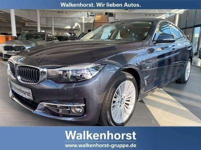 gebraucht BMW 318 Gran Turismo 3er d LuxuryLine BusinessPaket Panor
