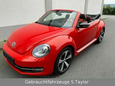 gebraucht VW Beetle Cabriolet Club BMT Zender Sound Xenon Nav