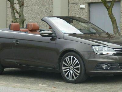 gebraucht VW Eos 2.0 TDI DPF DSG Exclusive