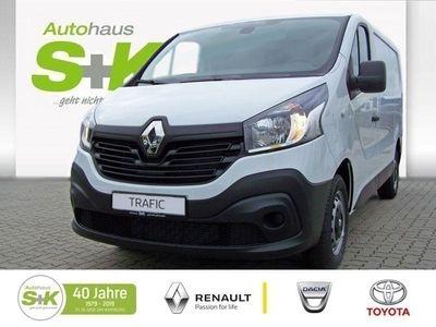 gebraucht Renault Trafic Komfort L1H1 2,9t dCi 120 EU6