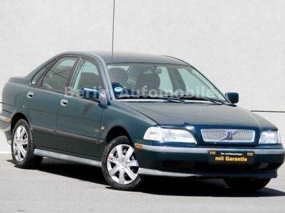 gebraucht Volvo S40 1,6 KLIMA + fahrbereit + gepflegt