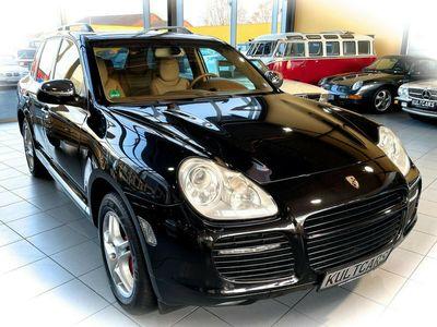 gebraucht Porsche Cayenne Turbo MIT GAS ANLAGE als SUV/Geländewagen/Pickup in Nideggen-Embken