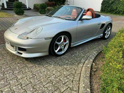 gebraucht Porsche Boxster S als Cabrio/Roadster in Rheda-Wiedenbrück