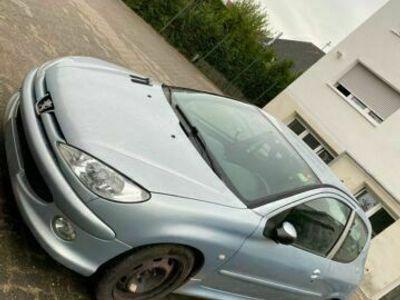 gebraucht Peugeot 206 Sport TÜV Oktober