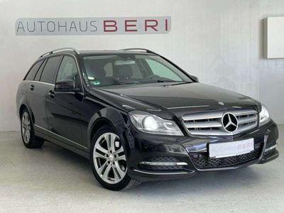 gebraucht Mercedes C220 T-ModellT CDI 4-Matic/COMAND/Leder/Navi als Kombi in Wangen