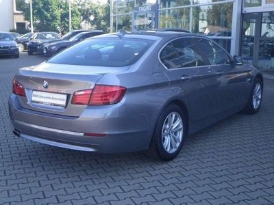 gebraucht BMW 520 d Limousine Navi Xenon el. Sitze GSD BT+USB