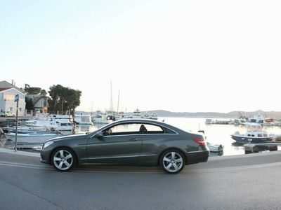 gebraucht Mercedes E350 CDI DPF Coupe BlueEFFICIENCY 7G-TRONIC Ele