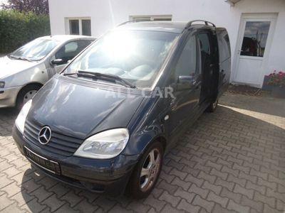 gebraucht Mercedes Vaneo Compact Van 1.9