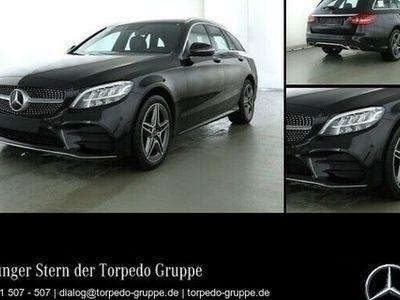 gebraucht Mercedes C200 T AMG LED+KAMERA+KEYLESS+PTS+Spur Paket+SH