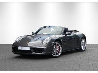 gebraucht Porsche 911 Carrera 4S Cabriolet 911 Carrera 4S Vorb
