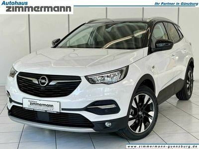 gebraucht Opel Grandland X 1.2 Turbo 'Elegance' Navi - Park & Go, Tageszulassung bei Autohaus Zimmermann GmbH u. CO. KG
