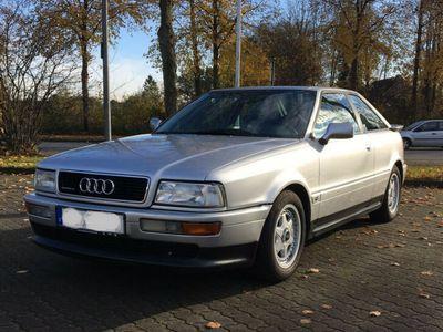 gebraucht Audi Quattro 89 2,8 V6 1. Hand von Opa