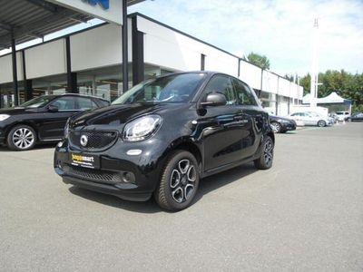 gebraucht Smart ForFour turbo Passion Cool&Media Faltdach SHZ