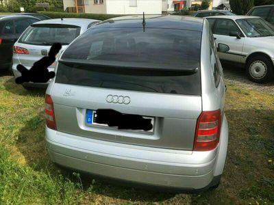 gebraucht Audi A2 Rentnerfahrzeug, SD, Klima,Sitzhei...