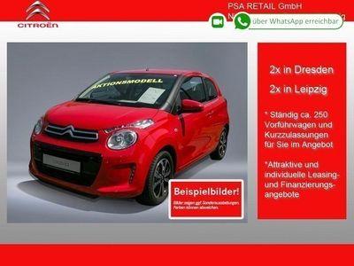 gebraucht Citroën C1 VTi 72 S&S SHINE 5-Türer