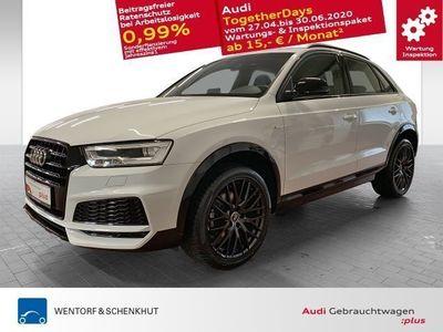 gebraucht Audi Q3 2.0 TDI S tronic sport