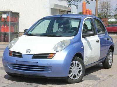 gebraucht Nissan Micra Visia 1.2 Klima