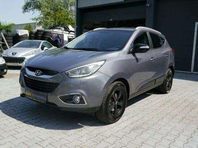 gebraucht Hyundai ix35 2.0l CRDi 4WD /1 Hand/Automatik/Klima