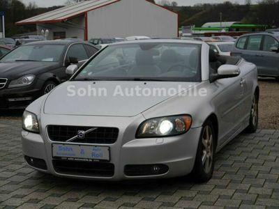 gebraucht Volvo C70 Cabriolet D5 Summum Aut./Navi/Xen/Leder/PDC
