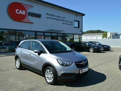 gebraucht Opel Crossland X Edition/ R KAMERA/ SHZ/ NAVI/ W.GAR