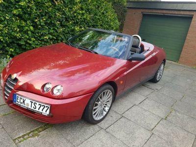 gebraucht Alfa Romeo Spider 3L V6 Sportauspuff Busso HU Neu