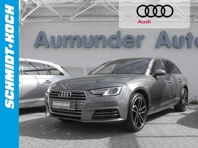 gebraucht Audi A4 Avant 2.0 TDI S-Tronic sport NAVI EURO6