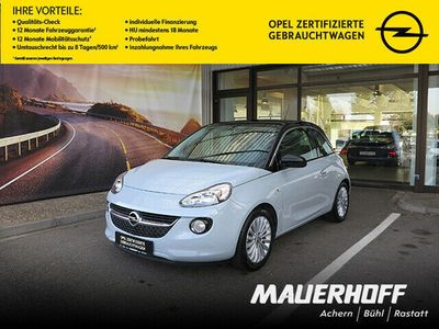 gebraucht Opel Adam Glam | S/S | Parkpilot | Panoramadach