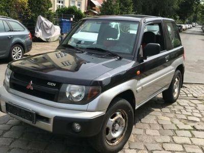 käytetty Mitsubishi Pajero Pinin 4X4 Allradantrieb.Klima 4WD
