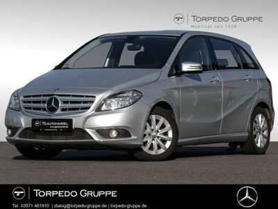 gebraucht Mercedes B180 CDI AHK+SHZ+KLIMA+EASY-PACK+Regensensor