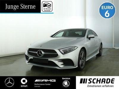 gebraucht Mercedes CLS400 d 4MATIC Coupé