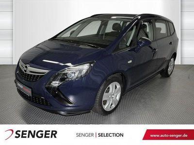 gebraucht Opel Zafira Tourer 2.0 CDTI Edition Klima Tempomat