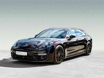 gebraucht Porsche Panamera GTS Sport Turismo PDCC Soft-Close BOSE