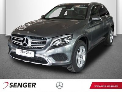 gebraucht Mercedes GLC250 d 4M Panorama Navi LED Rückfahrkamera
