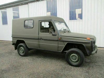 gebraucht Mercedes G230 SPEZIAL Hardtop Standheizung als SUV/Geländewagen/Pickup in Hollnich