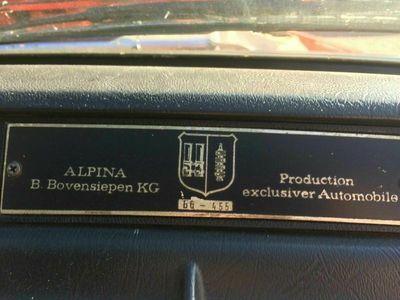 gebraucht Alpina B6 2.8 Matching Numbers H-Zulassung