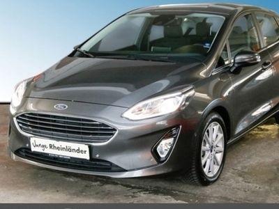 gebraucht Ford Fiesta 1.0 EcoBoost S&S Aut. TITANIUM Rückfahrkamera, Park-Pilot-System