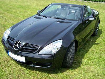 gebraucht Mercedes SLK350 Grundausstattung