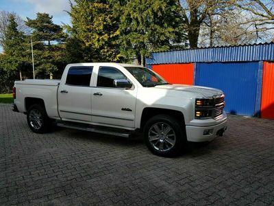 gebraucht Chevrolet Silverado HighCountry 4x4 8Gang Getreibe