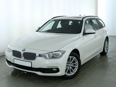 gebraucht BMW 320 i Touring Luxury Line Purity Aut. Leder Pano Bus NaviProf LED eHeck SHZ PDC AHK