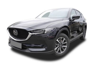 gebraucht Mazda CX-5 SKYACTIV-D 2.2 Sports-Line 184 AWD TEC-P