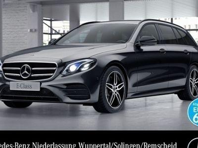 gebraucht Mercedes E300 T AMG Fahrass Multibeam Distr. COMAND EDW