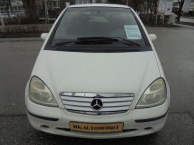 gebraucht Mercedes A170 CDI Avantgarde HALBAUTOM. *LEDER *SHZ *AHK