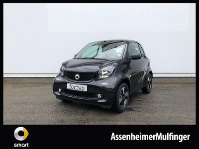 gebraucht Smart ForTwo Coupé 66 kW turbo twinamic **passion/pano