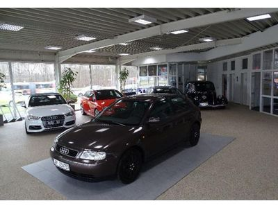 gebraucht Audi A3 1.6 Attraction, Klimaautom., MAL, CD, WR, D3