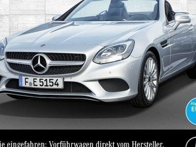 gebraucht Mercedes 180 SLC8-fach-Bereifung AIRSCARF Panodach