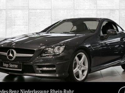 käytetty Mercedes SLK250 CDI BE AMG Airscarf Navi PTS Sitzh Temp